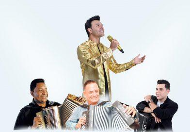 Stummo presenta en Valledupar su álbum de DVD en vivo titulado: Épocas', con los reyes vallenatos Julián Rojas y Juan José Granados