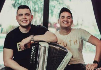 Saúl Lallemand y Aldair Velásquez, el vallenato de moda, con 5 presentaciones el fin de semana