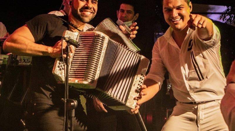 Elder Dayán y Lucas Dangond, la nueva unión del vallenato